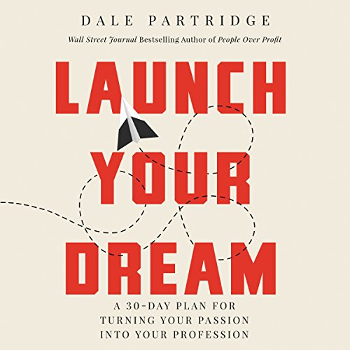 Launch Your Dream audiobook cover art