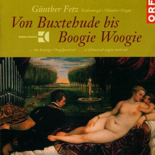 Buxtehude to Boogie Woogie