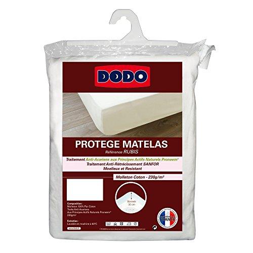 Do Wrap Performance Headwear Dodo, Coprimaterasso, 160 x 200 cm, Bianco (Weiß)