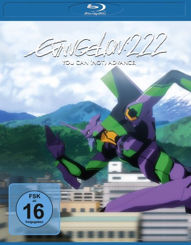 Evangelion: 2.22 - You Can (Not) Advance
