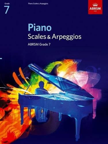 Abrsm: Piano Scales & Arpeggios, Grade 7 (ABRSM Scales & Arpeggios)