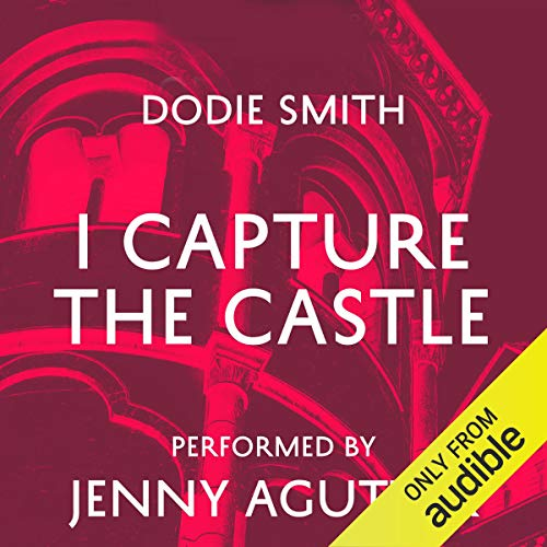 I Capture the Castle audiobook cover art