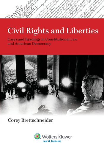 Constitutional Law Textbook: Rights & Liberties (Aspen College)