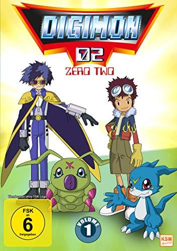 Digimon Adventure - Staffel 2.1 (Ep.1-17) ohne Schuber (3 DVDs)