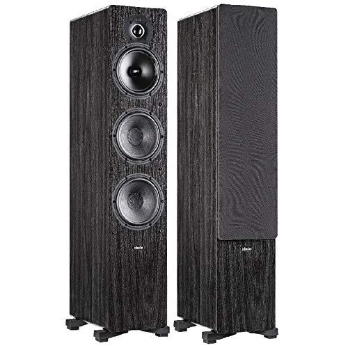 Walnut//per Pair INDIANA LINE NOTA 550XL Floorstanding Speaker
