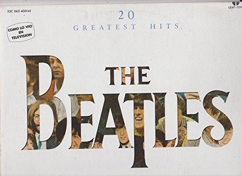 The Beatles: 20 Greatest Hits [Vinyl LP] [Stereo]