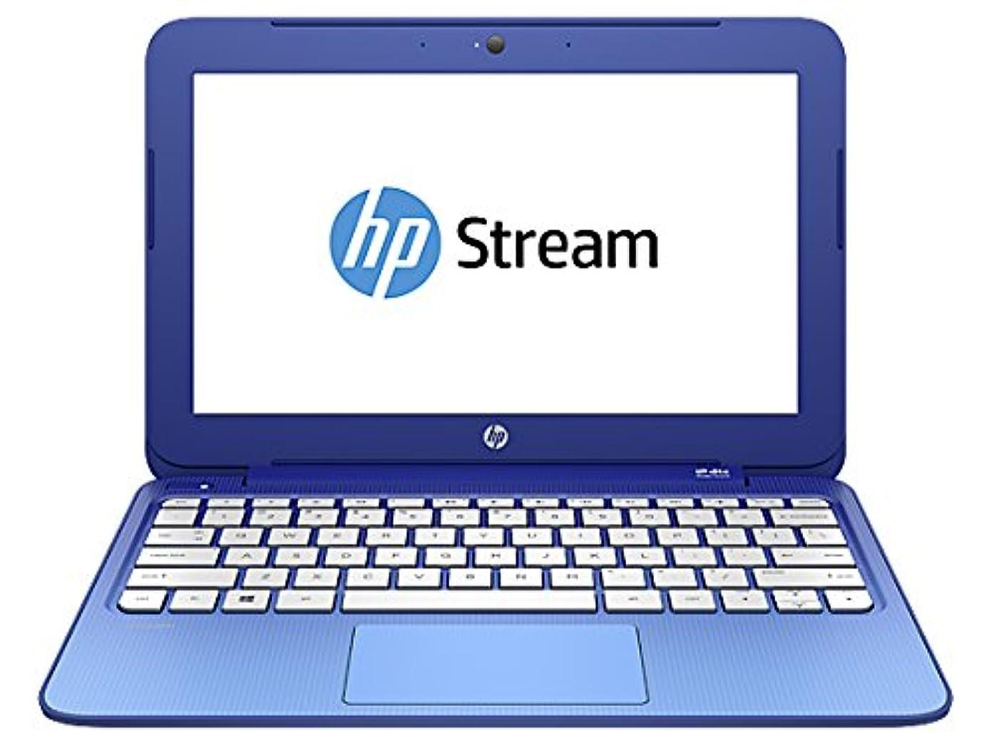 HP Stream 11-d077nr Notebook PC (Intel Celeron N2840, 2 GB RAM, 32 GB eMMC)