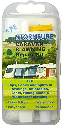 Storm Sure RKBOXCARAV Caravan and Awning Repair Kit-White