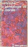La généalogie de la morale - Gallimard
