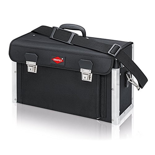 KNIPEX 00 21 02 LE Werkzeugtasche 'New Classic Basic' leer