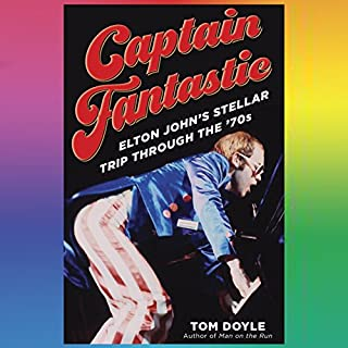 Captain Fantastic audiobook cover art