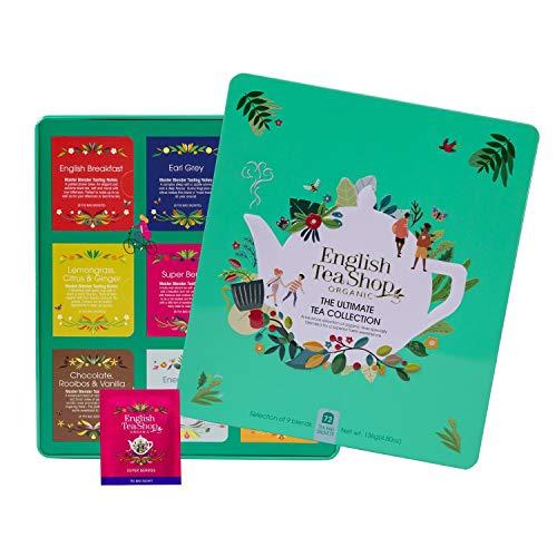 English Tea Shop - Tee-Kollektion in edler Metalldose