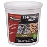Camerons Smoking Wood Pellets (Apple)- Kiln Dried BBQ Pellets- 100% All Natural Barbecue Smoker Chips- 1 Pint Bucket