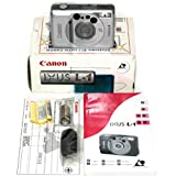 Canon IXUS L-1 Sucherkamera APS 240 Kamera Silber