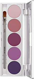 Kryolan Shades Eyeshadow Palette, 7.5 g - Paris