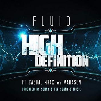 High Definition (feat. 4rax, Casual & Queen Mahasen)