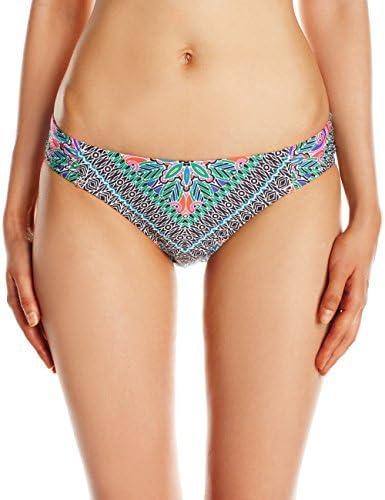 LAUNDRY BY SHELLI SEGAL Women's Bohemian Tab Side Hipster Bikini