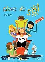Clave De Sol - 2 Libro Del Alumno, Cuaderno De Actividades + Cd's - Spanish