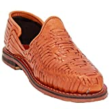 Mens Leather Authentic Mexican Huarache...