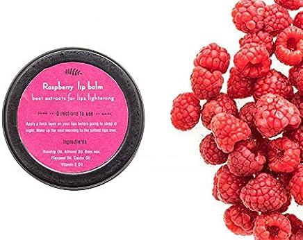 Nature's Destiny Raspberry & Beetroot Lip Balm (5 gms) by Priish