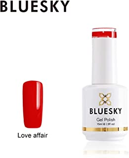 Bluesky Gel Nail Polish (Love Affair), 15 milliliters