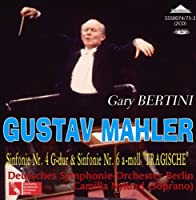 Mahler Symphony Nos. 4 & 6 by VARIOUS ARTISTS