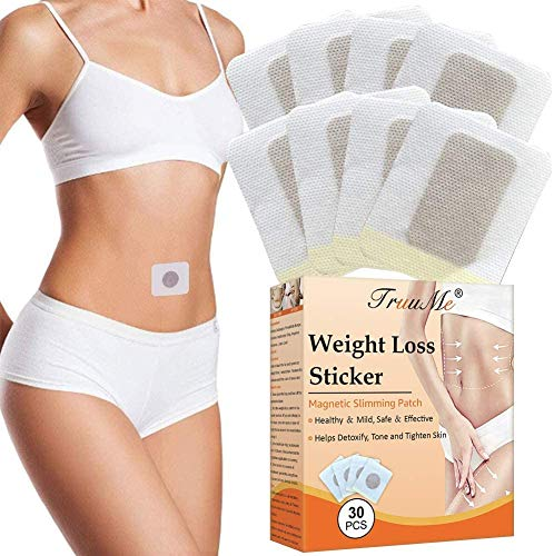 Slimming Patch 40 pcs, Weight Loss Sticker, Belly Slimming Patch, Fat Burning Abdominal Fat Sticker,For Beer Belly,for Loose Belly Arms and Thigh 18
