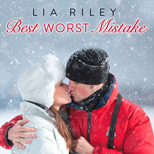Best Worst Mistake audiobook cover art
