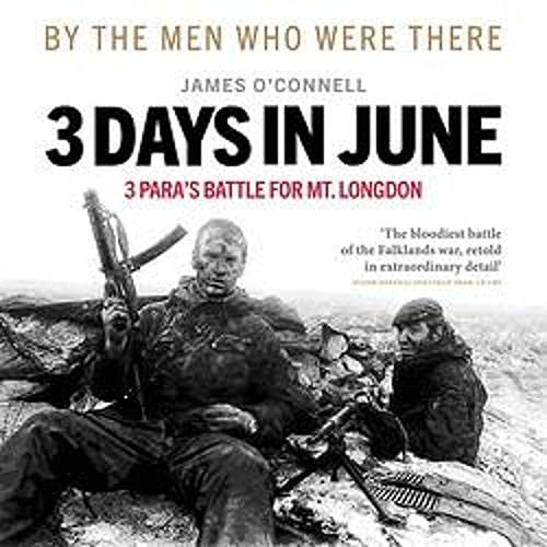 Three Days in June cover art