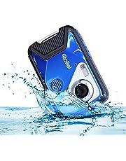 Rollei Sportsline 60 Plus - waterdichte digitale camera met 21 MP & Full HD camcorder - Sports-Cam met groot display, 21 motievenprogramma's, robuuste case en eenvoudige menugeleiding