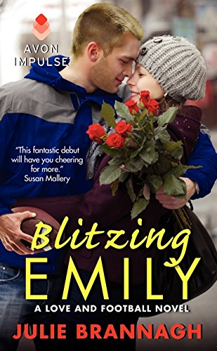 Blitzing Emily: A Love and Football Novel (Love and Football, 1)