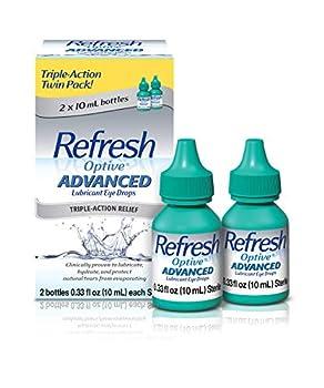 Best refresh advanced eye drops Reviews