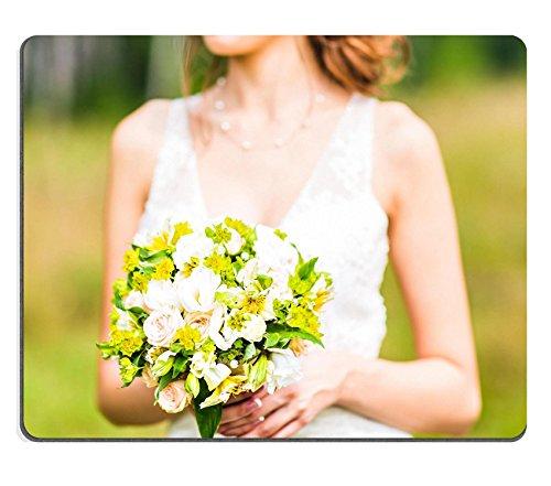 luxlady Gaming Mousepad-ID: 42445630Hochzeit Bouquet Bridal Bouquet Schönes Bouquet von verschiedenen Farben