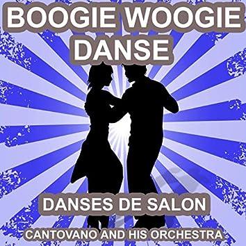 Boogie woogie danse (Danses de salon)