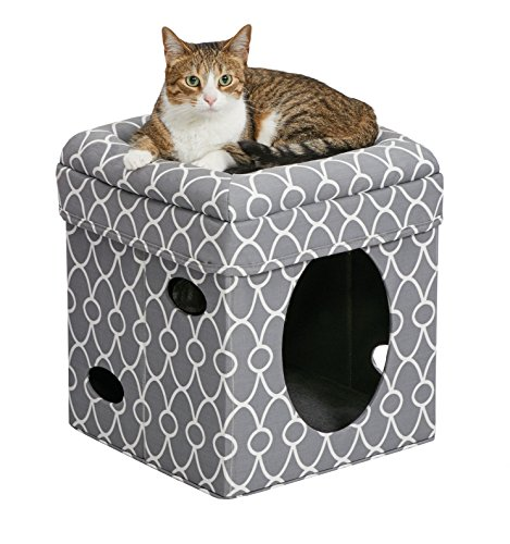 Cat Cube Cozy Cat House / Cat Condo Now $16.99 (Was $26.98)
