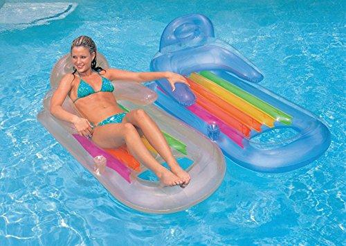 Intex King Kool Lounge Swimming Pool Lounger