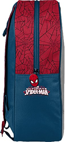 51MrZqLbf7L - Star Licensing Marvel Spiderman Mochila 3D Mochila Infantil, Multicolor