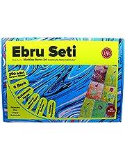 Koza Sanat Hazır Ebru Seti A4 6 Renk