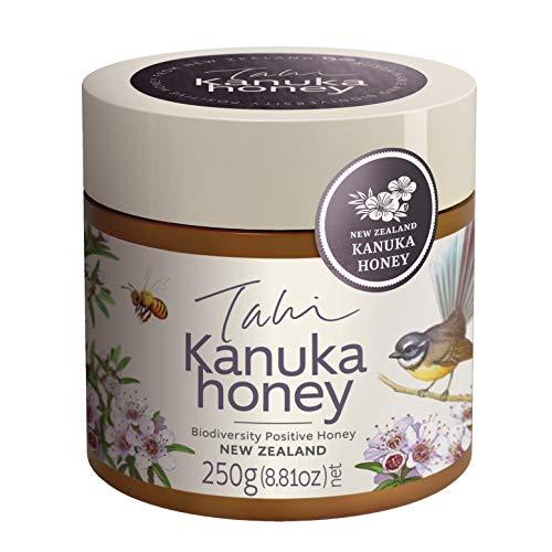 Tahi Kanuka Honig - Original aus Neuseeland - Delikatesse Premium Wildblütenhonig -