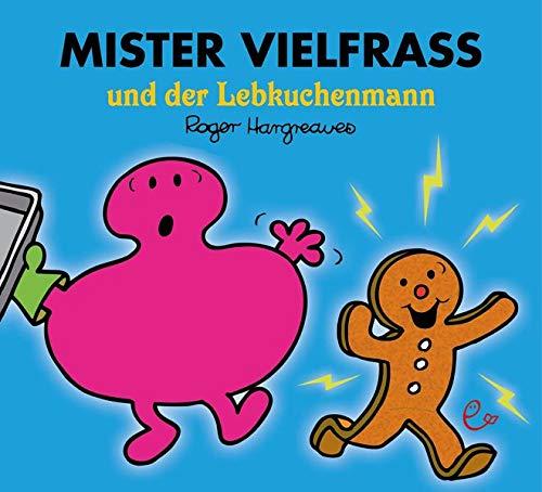 Mister Vielfraß und der Lebkuchenmann (Mr. Men und Little Miss)