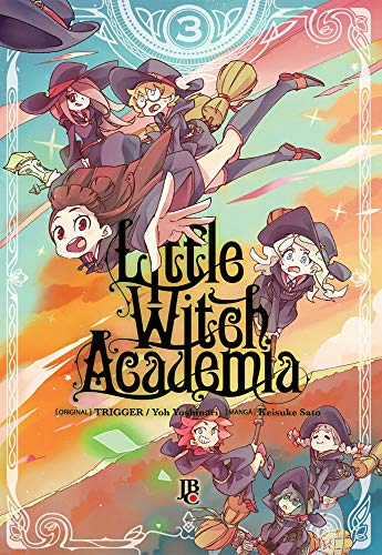 Little Witch Academia - Vol. 3