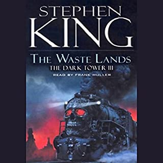 The Waste Lands audiobook cover art