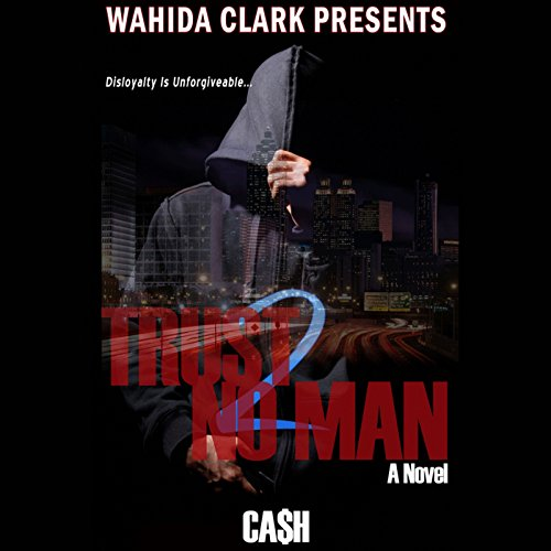 Trust No Man 2 audiobook cover art