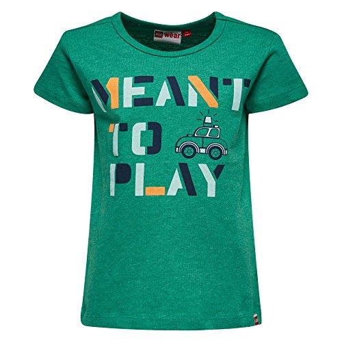 Lego Wear Lego Duplo Texas 107-T-SHIRT T-Shirt, Vert (Green), 3 Ans Bébé garçon