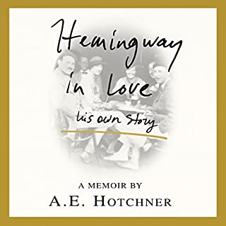 Hemingway in Love cover art