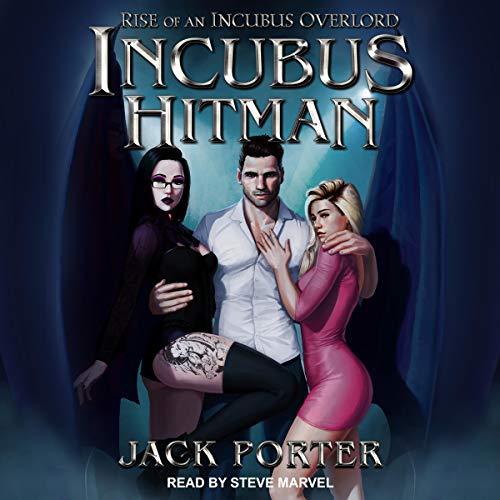 Incubus Hitman audiobook cover art