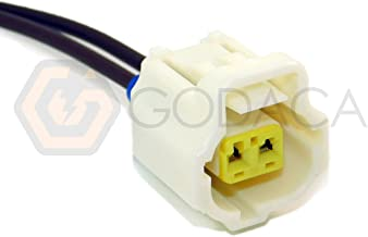 1x Connector 2-way for Cylinder Temperature Sensor Ford WPT-1120