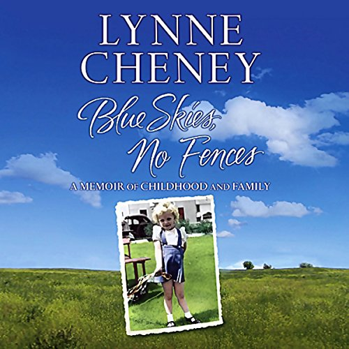 Blue Skies, No Fences audiobook cover art