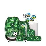 ERGOBAG Pack-Set - Mochila, Unisex Infantil, Multicolor (StrikeBear)