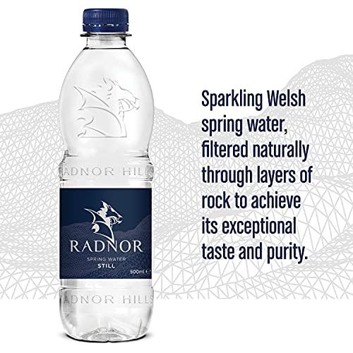 Radnor Hills Nog mineraalwater in schroefdop fles 500 ml (Pack van 24)